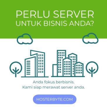 Hosterbyte server