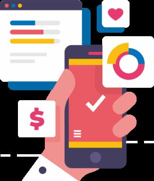 Menjadi solusi digital marketing