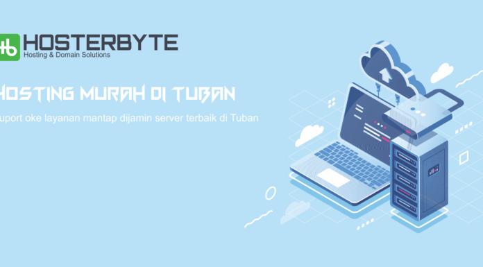 Hosting murah Tuban